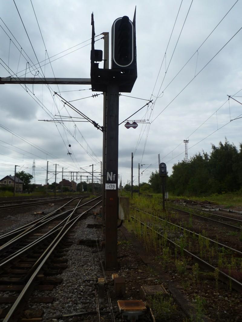 feux de voies de chemin de fer 1010
