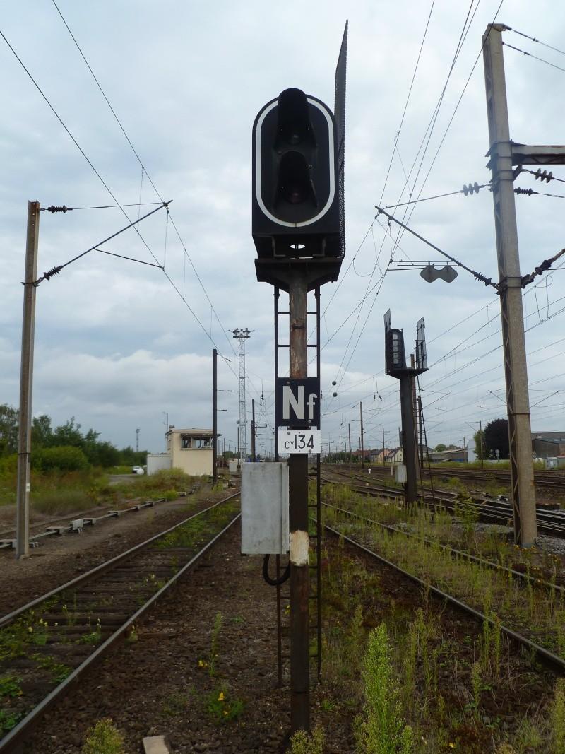 feux de voies de chemin de fer 110