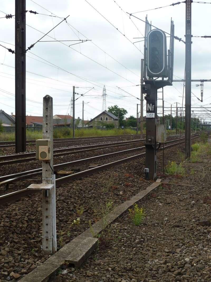 feux de voies de chemin de fer 1310