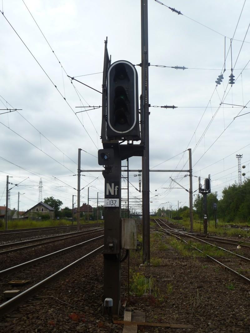 feux de voies de chemin de fer 1410