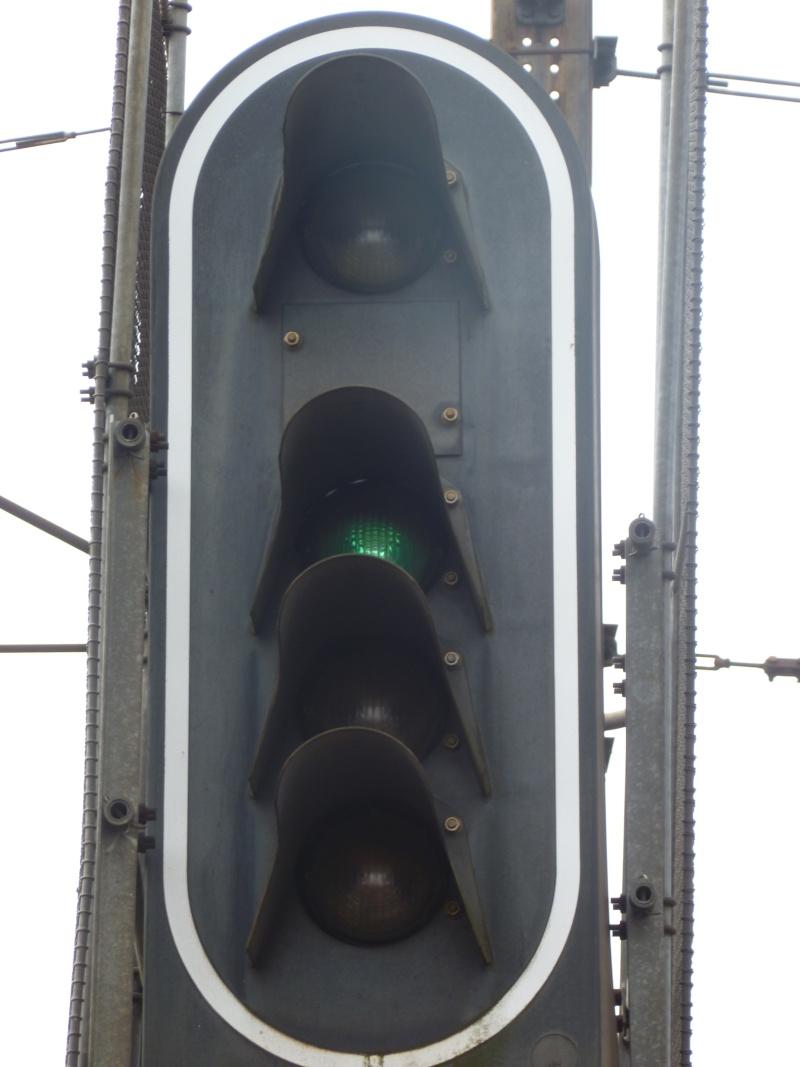 feux de voies de chemin de fer 1510