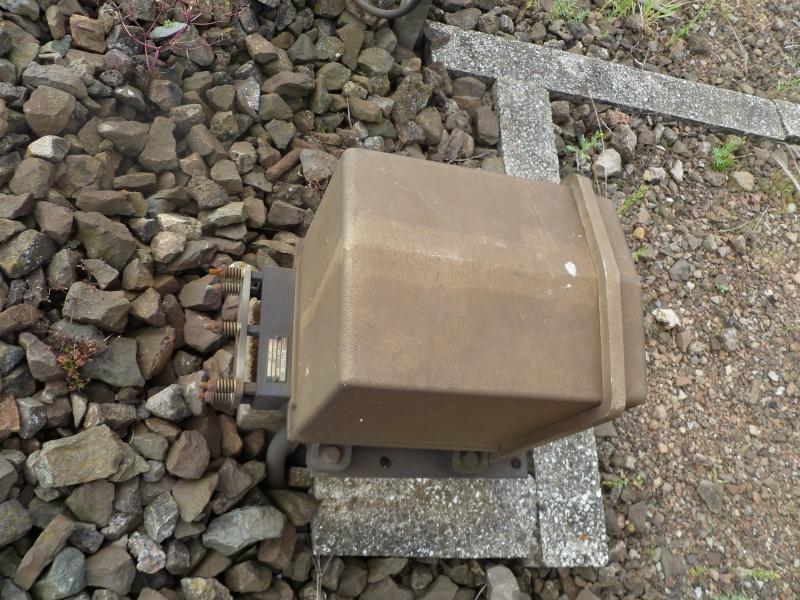 feux de voies de chemin de fer 2210