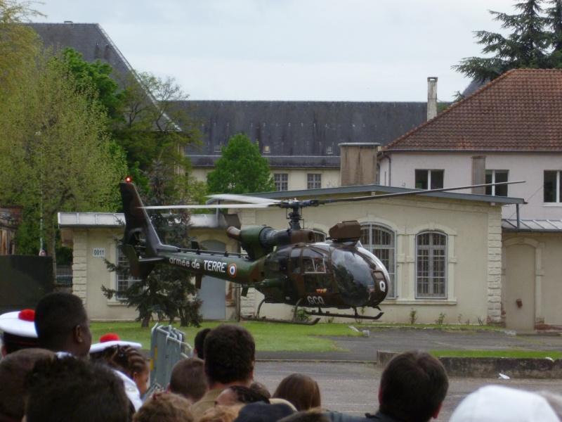 Portes ouvertes au groupement  de soutien 8 mai à Metz P1020619