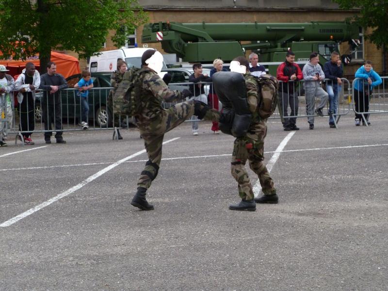 Portes ouvertes au groupement  de soutien 8 mai à Metz P1020624