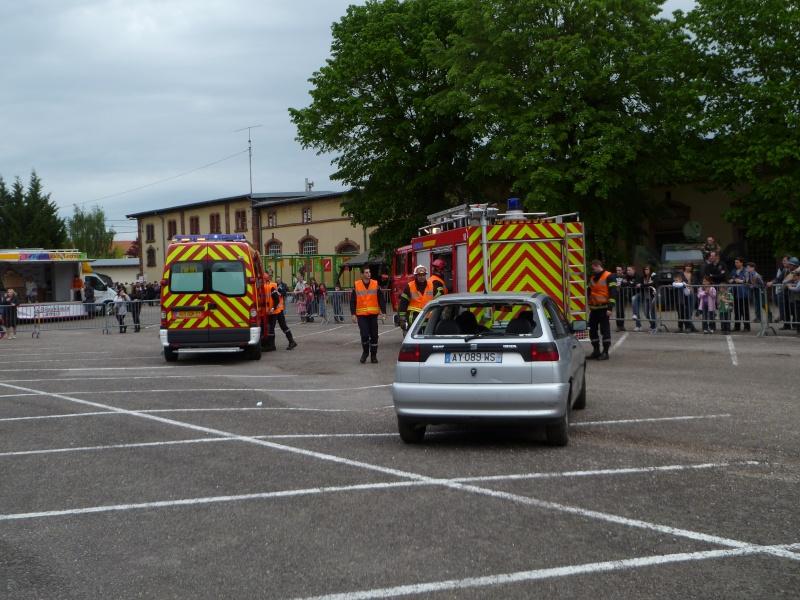 Portes ouvertes au groupement  de soutien 8 mai à Metz P1020627