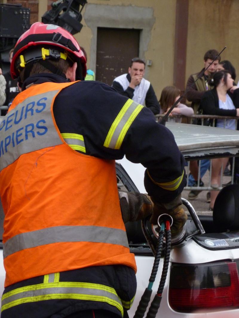 Portes ouvertes au groupement  de soutien 8 mai à Metz P1020632