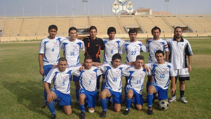 صور فريق كلكامش لكرة القدم في سوريا Dsc03523