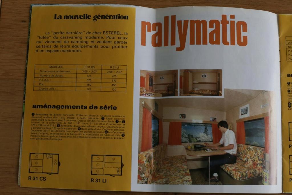 documents esterel 1985 rally, prima, super... Carava21