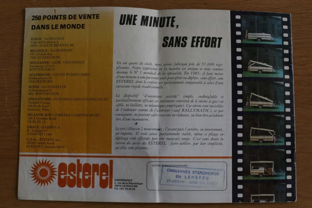 documents esterel 1985 rally, prima, super... Carava29