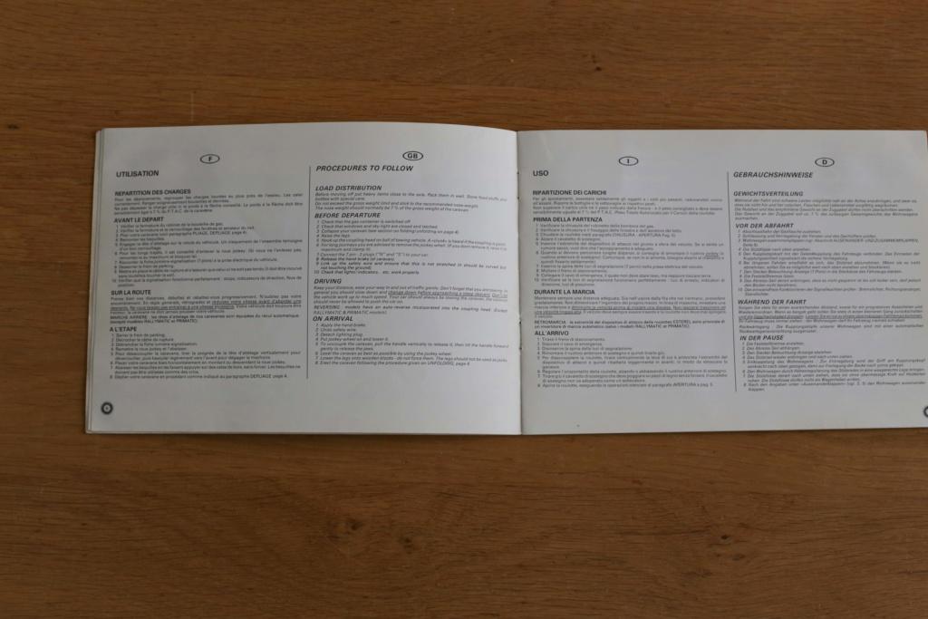 documents esterel 1985 rally, prima, super... Carava32