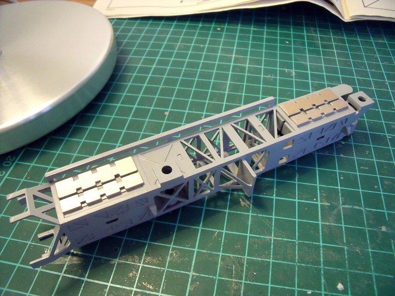Construction d'une maquette de l'ISS Dscf1911