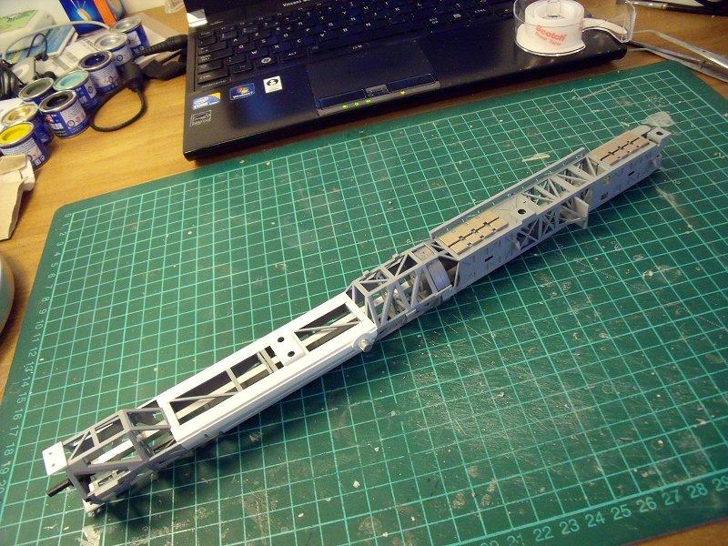Construction d'une maquette de l'ISS Dscf1912
