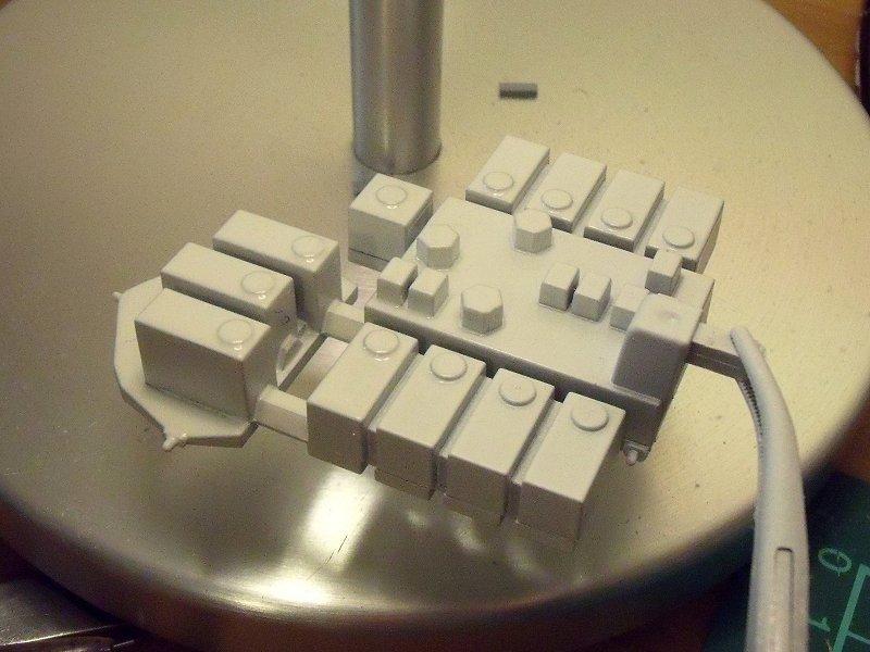 Construction d'une maquette de l'ISS Dscf1915