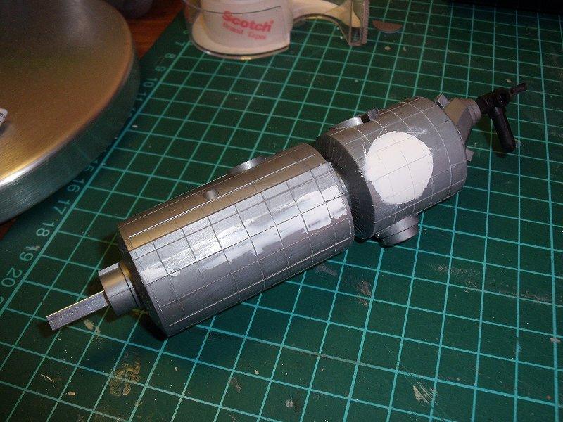 Construction d'une maquette de l'ISS Dscf1918