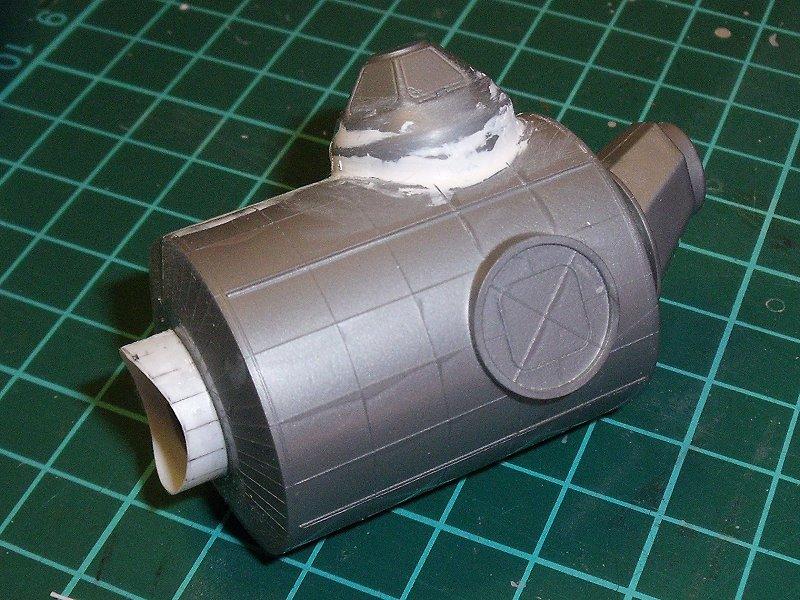 Construction d'une maquette de l'ISS Dscf2011