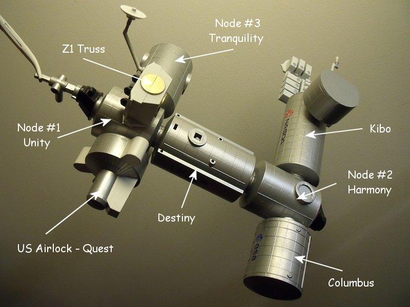 Construction d'une maquette de l'ISS Dscf2017