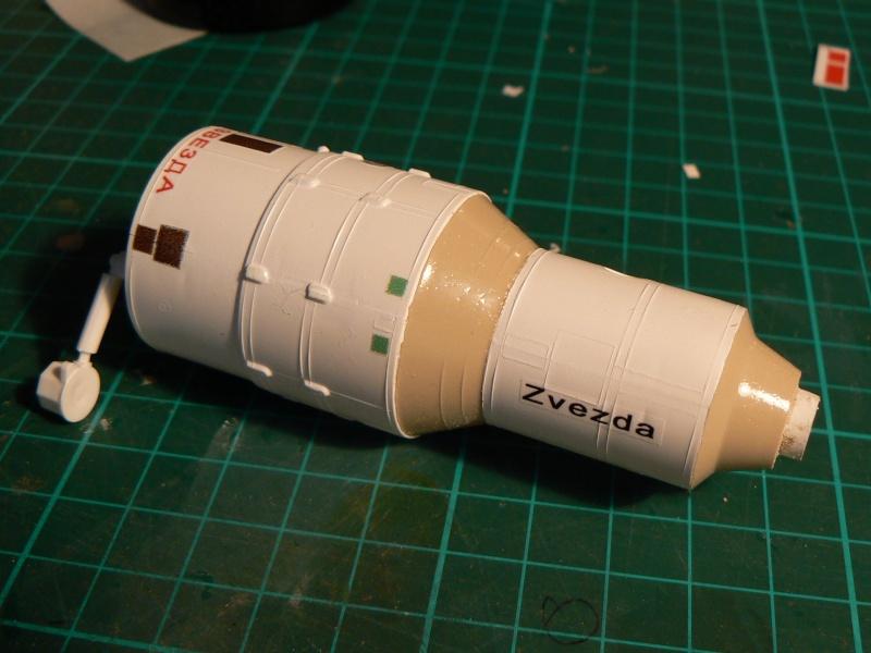 Construction d'une maquette de l'ISS P1210417