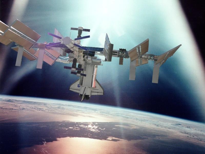 Construction d'une maquette de l'ISS - Page 2 P1210725