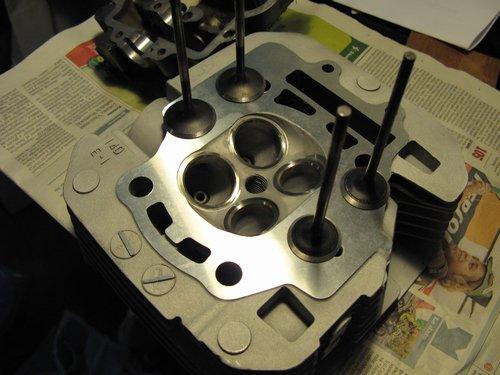 Decompressore manuale (alzavalvole) - rimontaggio 500_im11