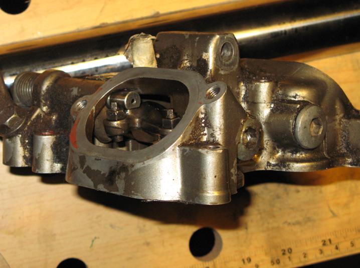 Decompressore manuale (alzavalvole) - rimontaggio Immagi11