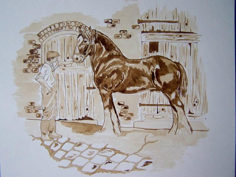 animaux:dessin,pyrogravure, peinture tissus, porcelaine etc.. 100_1433