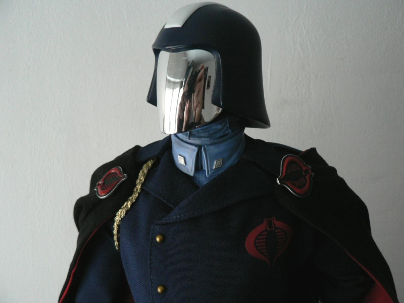 GI. JOE: COBRA COMMANDER Premium format P1160810