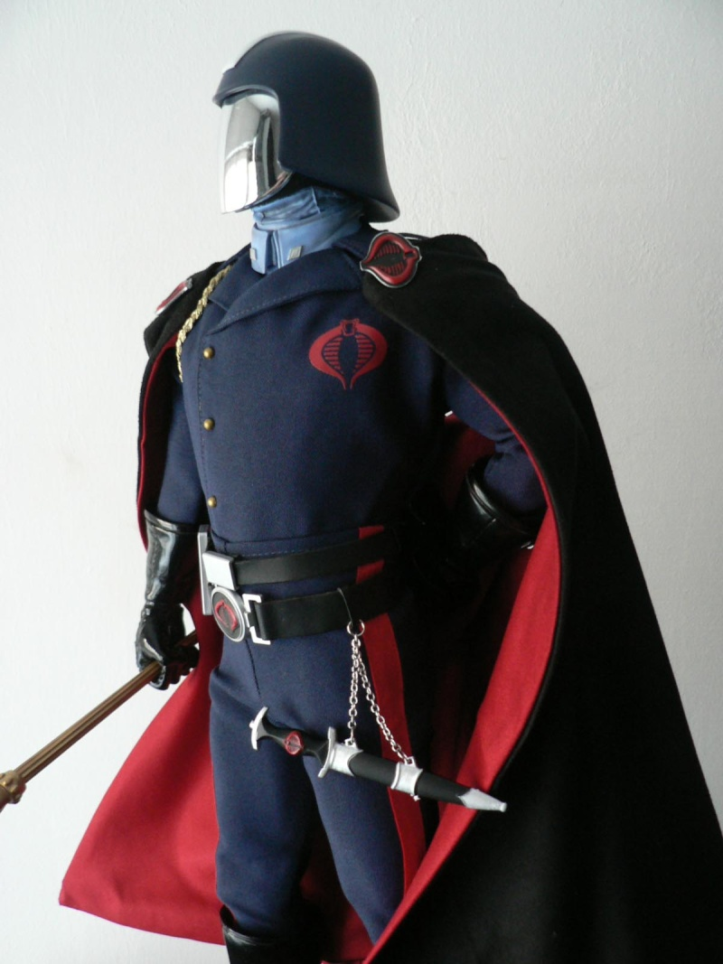 GI. JOE: COBRA COMMANDER Premium format P1160812