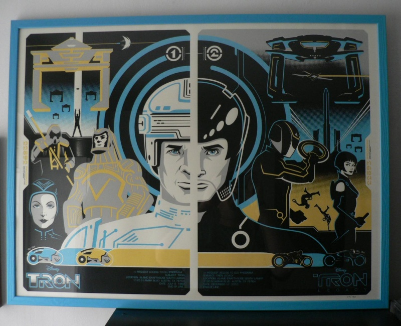Collection n°163 : Deathmask78 - (partie n°2) Tron310