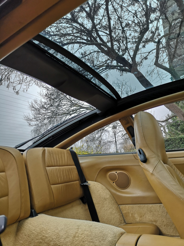 """Vente de ma 996 Targa RHD de 2002, 158500kms. Prix """"à la carte"""" ;-) 996-1410"""