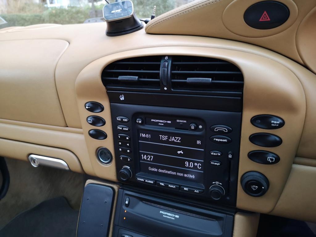 """Vente de ma 996 Targa RHD de 2002, 158500kms. Prix """"à la carte"""" ;-) 996-1710"""