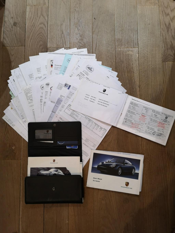 """Vente de ma 996 Targa RHD de 2002, 158500kms. Prix """"à la carte"""" ;-) 996-1910"""