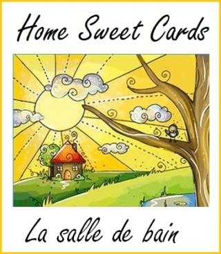 Home Sweet Cards {La Salle de bain} Bannie10