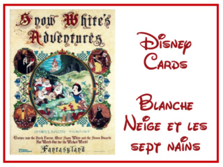 Disney Cards {Blanche Neige et les 7 nains} Blanch12