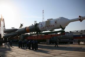 Arianespace pourrait augmenter le rythme initial de Soyuz/Kourou Capcom11