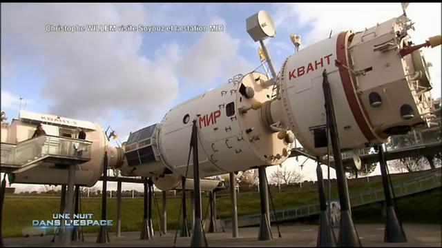 """Emission """"Une nuit dans l'espace"""" le 27 mars sur france 2  - Page 4 Mir-2011"""