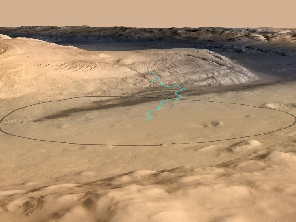 [Curiosity/MSL] L'exploration du Cratère Gale (1/2) - Page 2 Mount-10