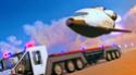 Procédés d'atterrissage des capsules spatiales  - Page 2 Chimps10