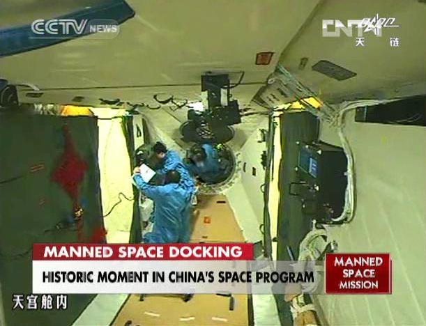 16 juin 2012 - Shenzhou 9 : nouveau vol Chinois habité - Page 4 Tq1-vl10