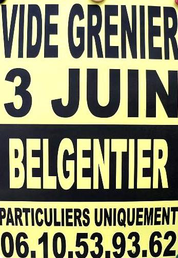 Le sosie de Claude François bientôt à Belgentier Affich17