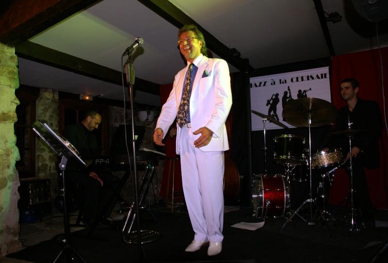 Une soirée inoubliable avec Olivier Leroy à la Cerisaie Dsc04212