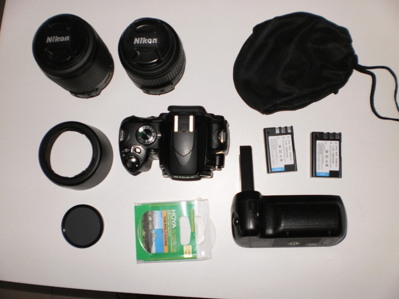 [Vend] Nikon D60 P8040013