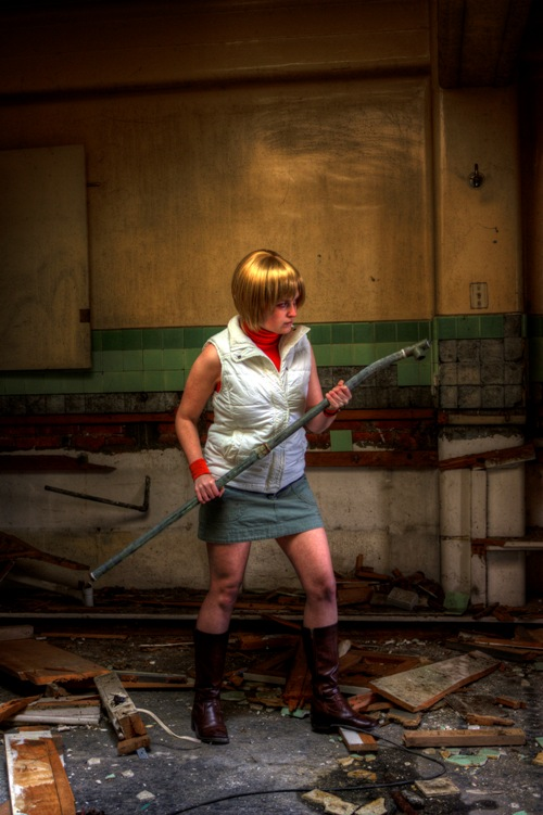 Just Survive [Silent Hill 3 + Resident Evil 3] Cnz110