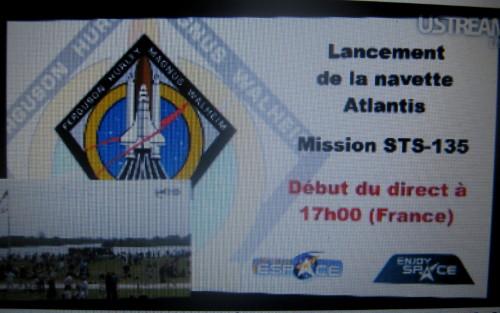 [STS-135, vol final] Suivi du lancement d'Atlantis (08/07/11 à 15h26 GMT) - Page 10 Img_0111
