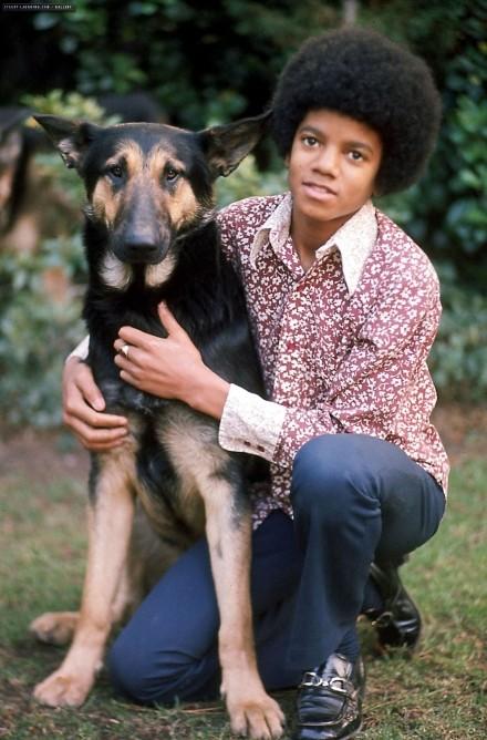 Collection MJ-Story : Michael et les animaux ^^ - Page 3 69598-10