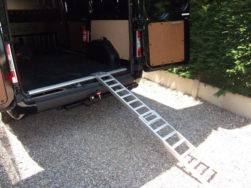 [MK7] En remplacement du FT190, Sport Van Dscf1220