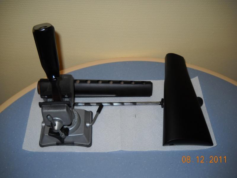 Black rifle Armi Jager AP74 Dscn0516