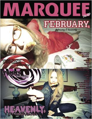 NEW ALBUM! FEBRUARY & HEAVENLY 2012.02.29 - Page 2 Marque10