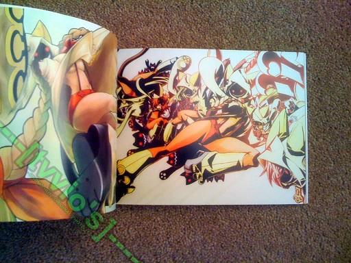 [Seller] *Lim.Edition BLAZBLUE* Animu+Mango {O.H.H.C, Ikki Tousen + moar) Blaz111