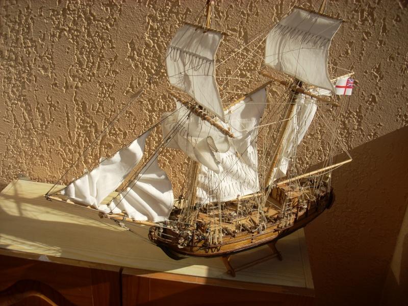 HMS Halifax 1768 (Constructo 1/35°) de sangha 00216