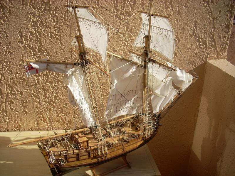 HMS Halifax 1768 (Constructo 1/35°) de sangha 00417